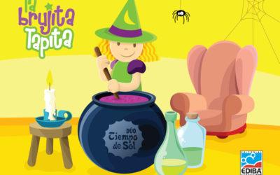 Infantil 3 años: Salida La Brujita Tapita