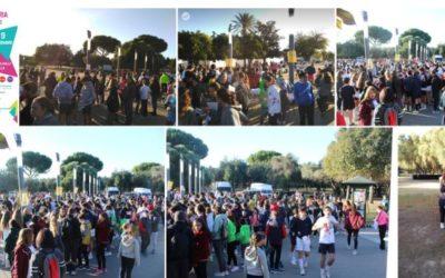 Galería de imágenes de la II Carrera Solidaria «Corre contra la trata» de la FMW