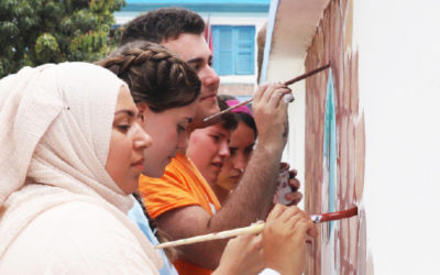 Experiencia solidaria intercultural en Asilah